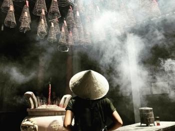 Có một Ngôi Chùa Cổ Linh Thiêng Của Người Hoa Giữa lòng Sài Gòn