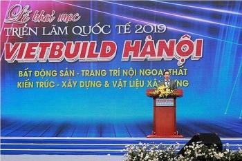 khai mac trien lam quoc te xay dung vietbuild ha noi 2019 lan 3