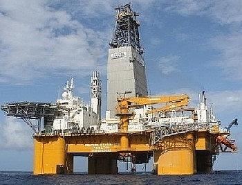 Total phát hiện mỏ condensate tầm cỡ thế giới ngoài khơi Nam Phi