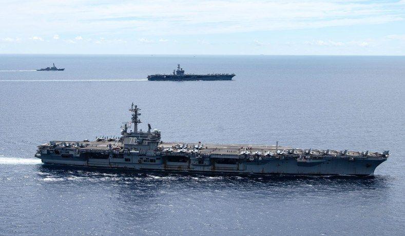 Chính sách của Mỹ về vấn đề Biển Đông sẽ thay đổi sau bầu cử?