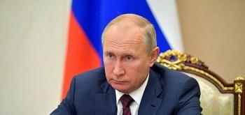Tổng thống Putin thay một loạt bộ trưởng