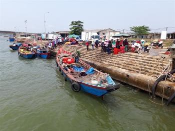 Quảng Trị: Công bố mở cảng cá Cửa Tùng