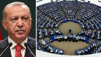 EU-Thổ Nhĩ Kỳ sắp lâm vào một 'cuộc chiến' mới?