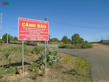 Bùng phát sai phạm về đất đai tại Bình Thuận
