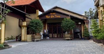 tram chim resort khong co co so phap ly de ton tai