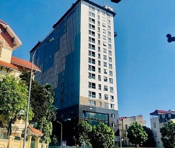 Yêu cầu quận Ba Đình xử lý dứt điểm công trình số 8B Lê Trực