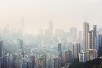 Xu hướng bất động sản thời ô nhiễm: Chung cư cao tầng lên ngôi