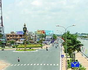 TP Vị Thanh mở rộng đạt tiêu chí đô thị loại II
