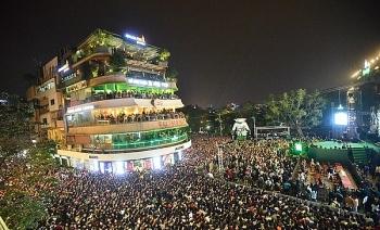 """Đừng bỏ qua các chương trình """"đếm ngược"""" chào năm mới 2020 tại Hà Nội và TP.Hồ Chí Minh"""