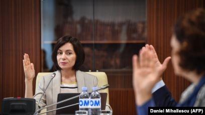 Moldova từ chối công nhận khoản nợ tiền khí Gazprom 7,5 tỷ USD