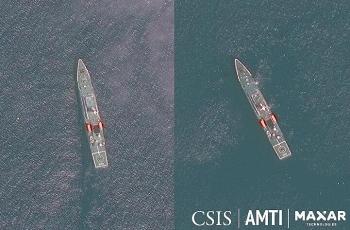 Tàu hải cảnh Trung Quốc xâm phạm Biển Đông, quyền Bộ trưởng Quốc phòng Mỹ lên án