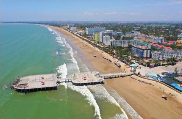 Thanh Hóa: Mở rộng diện tích quy hoạch chung xây dựng đô thị Hải Tiến lên 2.600ha