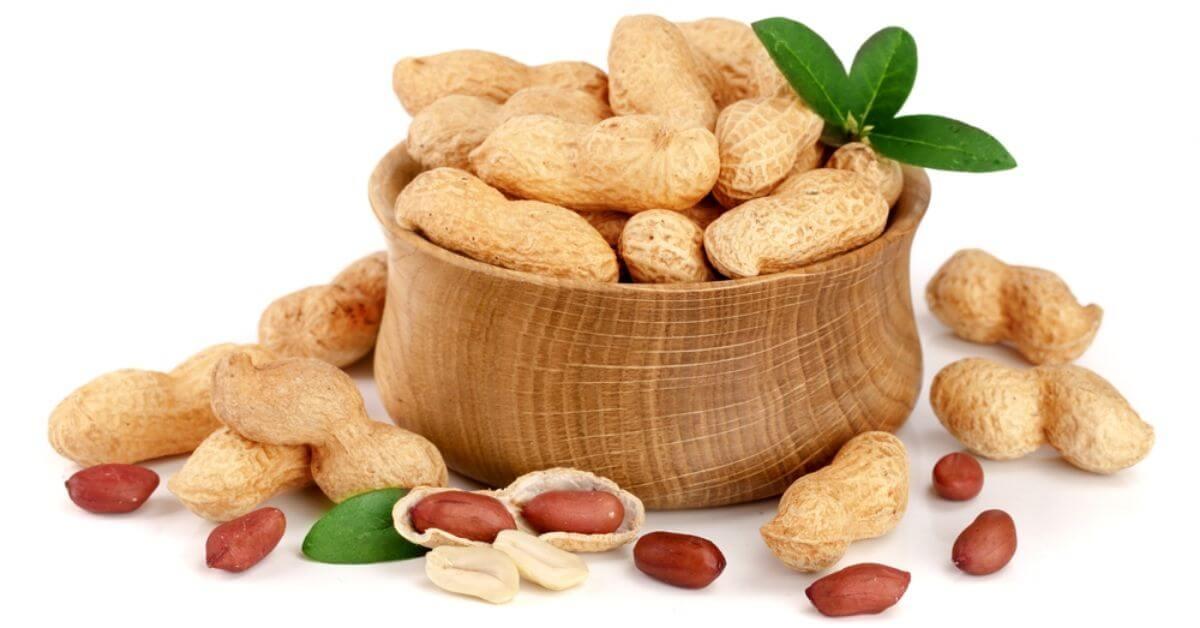 """Hạt Lạc: Loại hạt """" Vàng"""" giúp bạn sở hữu trái tim khỏe mạnh"""