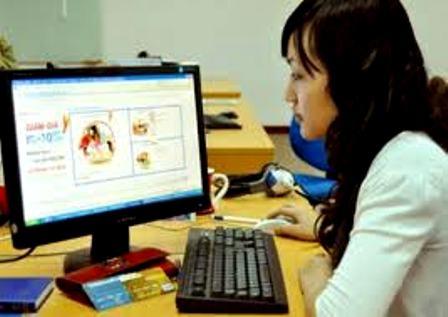 Thận trọng với mua sắm online