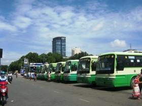 Xe buýt TP HCM quyết lấy lại thiện cảm của người dân