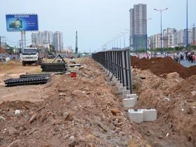 Dự án tuyến đường sắt Bến Thành-Suối Tiên bị phạt 2 tỉ đồng một ngày