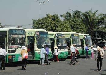 TP HCM: Đầu tư cho xe buýt nhiều - hiệu quả chưa bao nhiêu