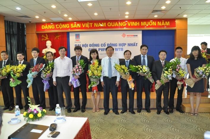 PVFC và Western Bank chính thức hợp nhất