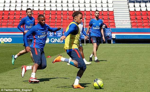 brazil don tin vui tu neymar truoc them world cup 2018