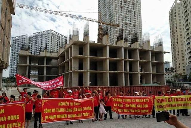 Liên tục xảy ra tranh chấp, đừng để người dân phát sợ mua chung cư!