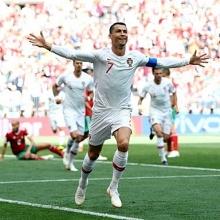 ket qua world cup 2018 bo dao nha thang ma roc nho ronaldo