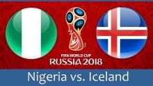 xem truc tiep bong da nigeria vs iceland o dau