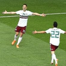 ket qua world cup 2018 mexico 2 1 han quoc