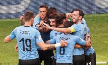 uruguay se bung no de danh bai bo dao nha