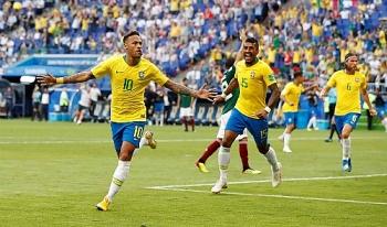 neymar dat hieu suat ghi ban cao gap doi ronaldo va messi o world cup