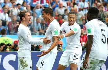 ket qua world cup 2018 phap de bep uruguay