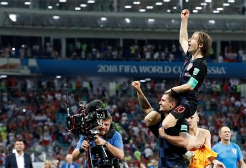 modric croatia co du to chat de tro thanh nha vo dich world cup