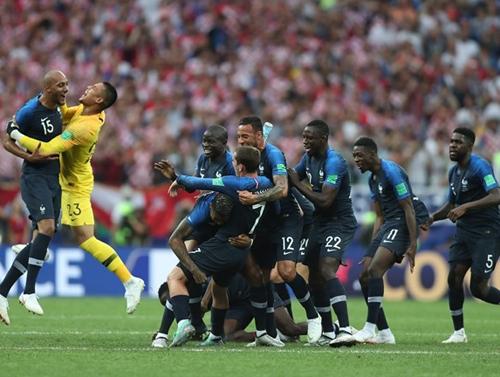 ket qua world cup 2018 phap xung vuong bong da the gioi
