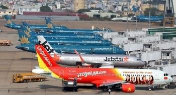 Nhiều chuyến bay ở miền Trung bị hủy do bão