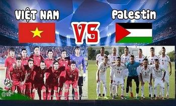 xem truc tiep bong da viet nam vs palestine o dau