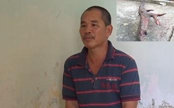 Kiên Giang: Bố uống rượu say đánh chết con trai