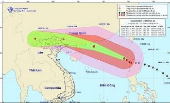 Bão số 6 vượt qua địa phận Philippines tiến thẳng vào Trung Quốc