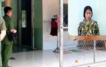 Khởi tố người mẹ trẻ sát hại 2 con ruột