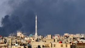 may bay israel tan cong syria