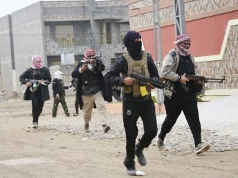 Al-Qaida đang hồi sinh ở Iraq