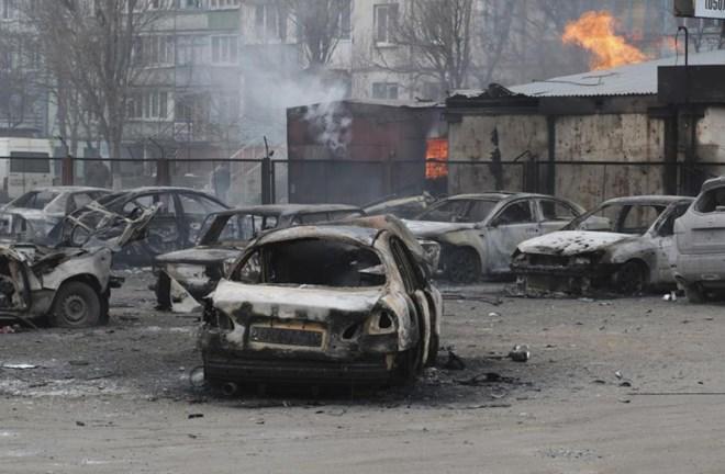 Ukraina: Chiến sự ác liệt, người Việt ra sao?