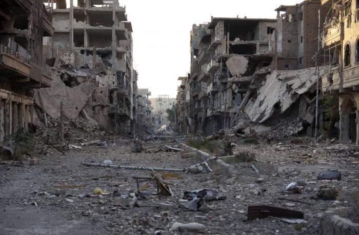 hon 45 trieu nguoi syria can vien tro nhan dao khan cap