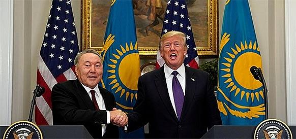 kazakhstan va my tang cuong hop tac ve nang luong