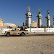 5 cang xuat khau dau mo cua libya bi phong toa