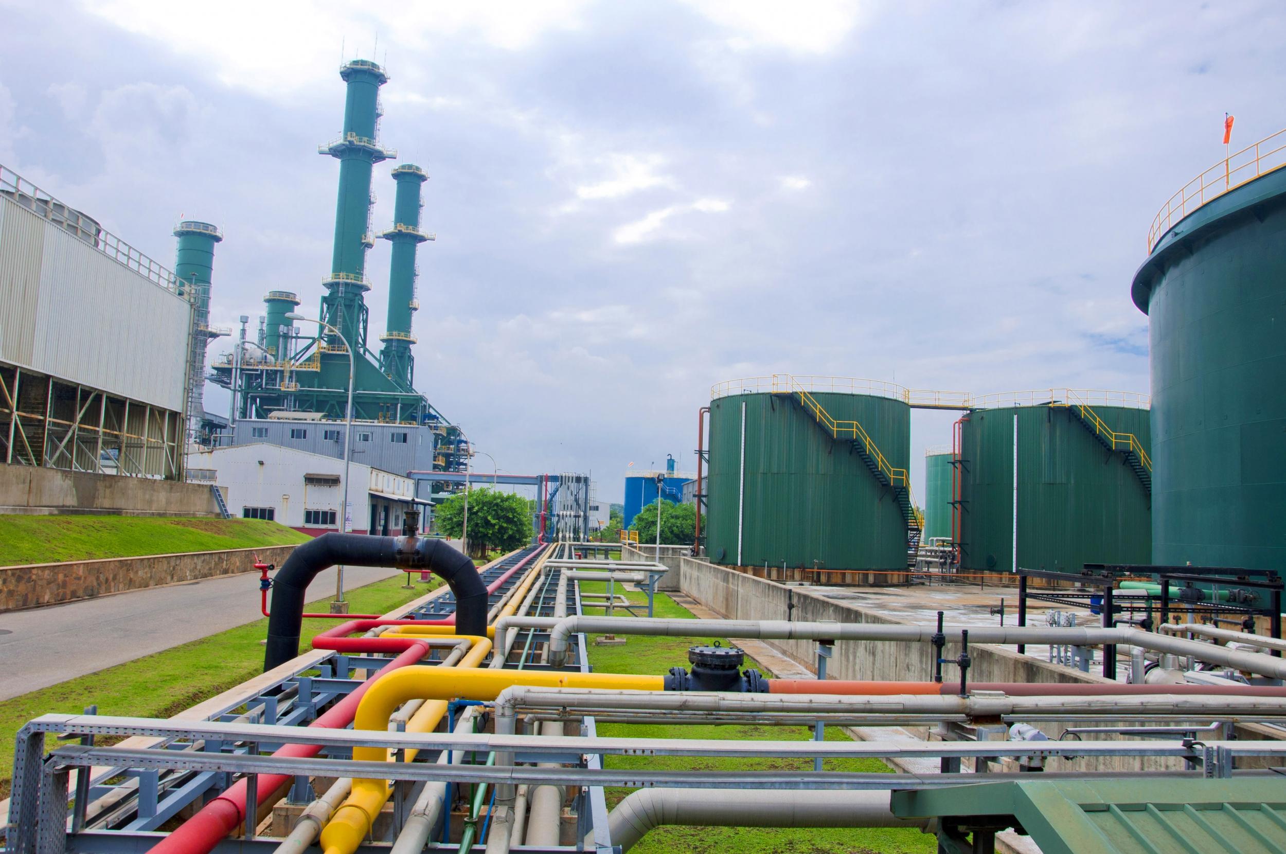 Sri Lanka xây dựng nhà máy điện chạy bằng LNG đầu tiên