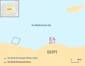Ai Cập: Một liên danh do Total đứng đầu nhận được giấy phép thăm dò ngoài khơi