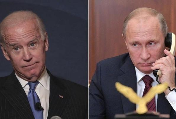 Ông Biden đã gọi điện cho Tổng thống Nga Putin