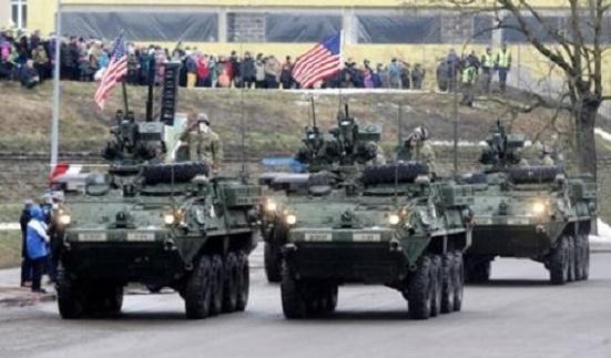 Anh, Mỹ đưa quân đến Ukraina