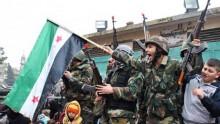 Người dân Syria nô nức tòng quân bảo vệ chính phủ