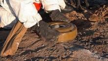 Xe khách trúng mìn ở Ukraine, 3 người thiệt mạng