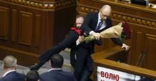 Thủ tướng Ukraina đã bị cách chức